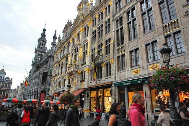 Compras em Bruxelas | Bélgica