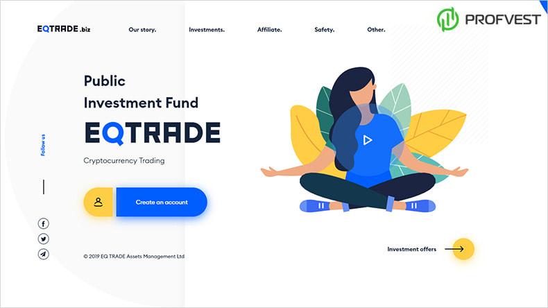 EQ Trade обзор и отзывы HYIP-проекта