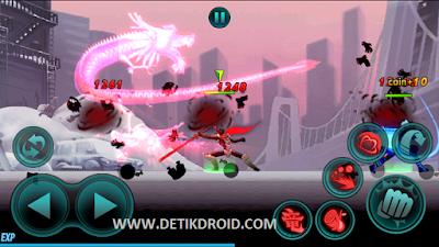 Zombie Avengers Stickman War Z Mod Apk Free Shopping