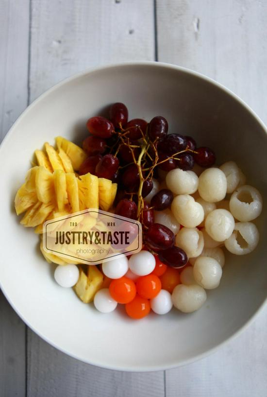 Resep Es Jelly Buah