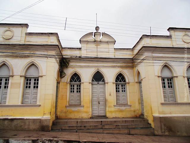prefeitura de Panelas iniciando as obras no prédio do antigo Fórum da cidade