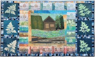 In Dreams I Slept in a Cabin, by Sue Reno