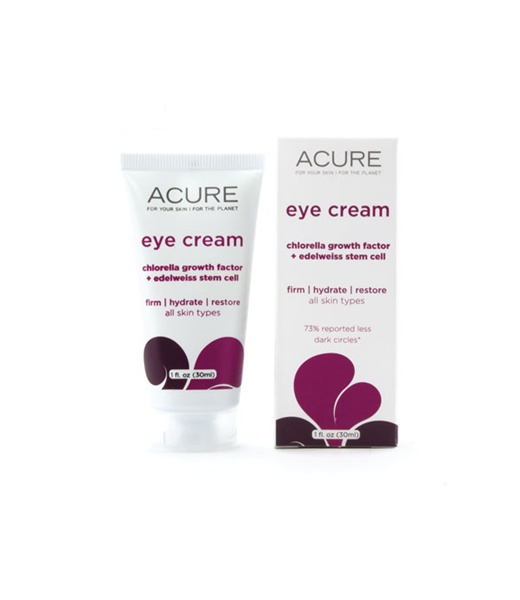 Review: Acure Skincare (cleanser, Toner, Eye Cream, Day