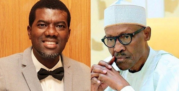 Buhari or Nigeria's youth, who is better better Educated? - Reno Omokri