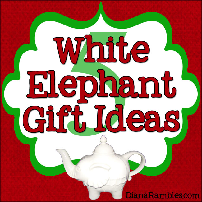 Gag Gifts For Christmas Party: Hilarious White Elephant Gift Exchange Ideas For Parties