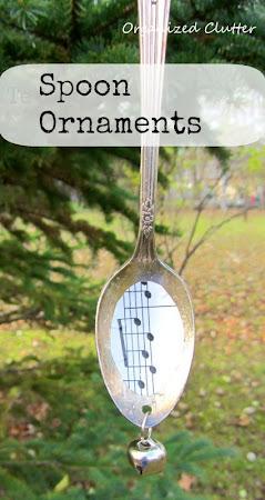 Teaspoon Ornaments