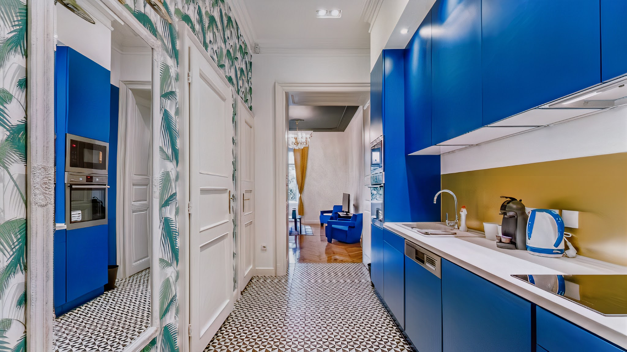 Kitchen Trends 2021 Blue Kitchens 3