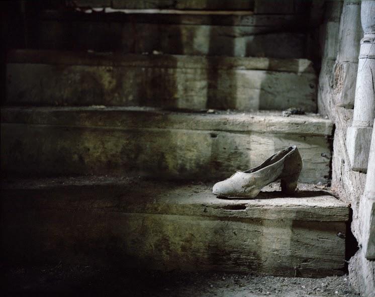 Photographie Aurélia Frey : l'escalier paru aux éditions Nonpareilles texte Emmellene Landon