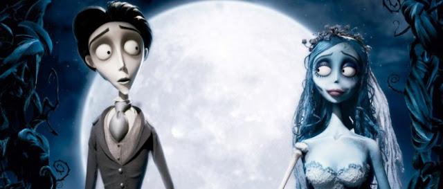 Film animowany Tima Burtona