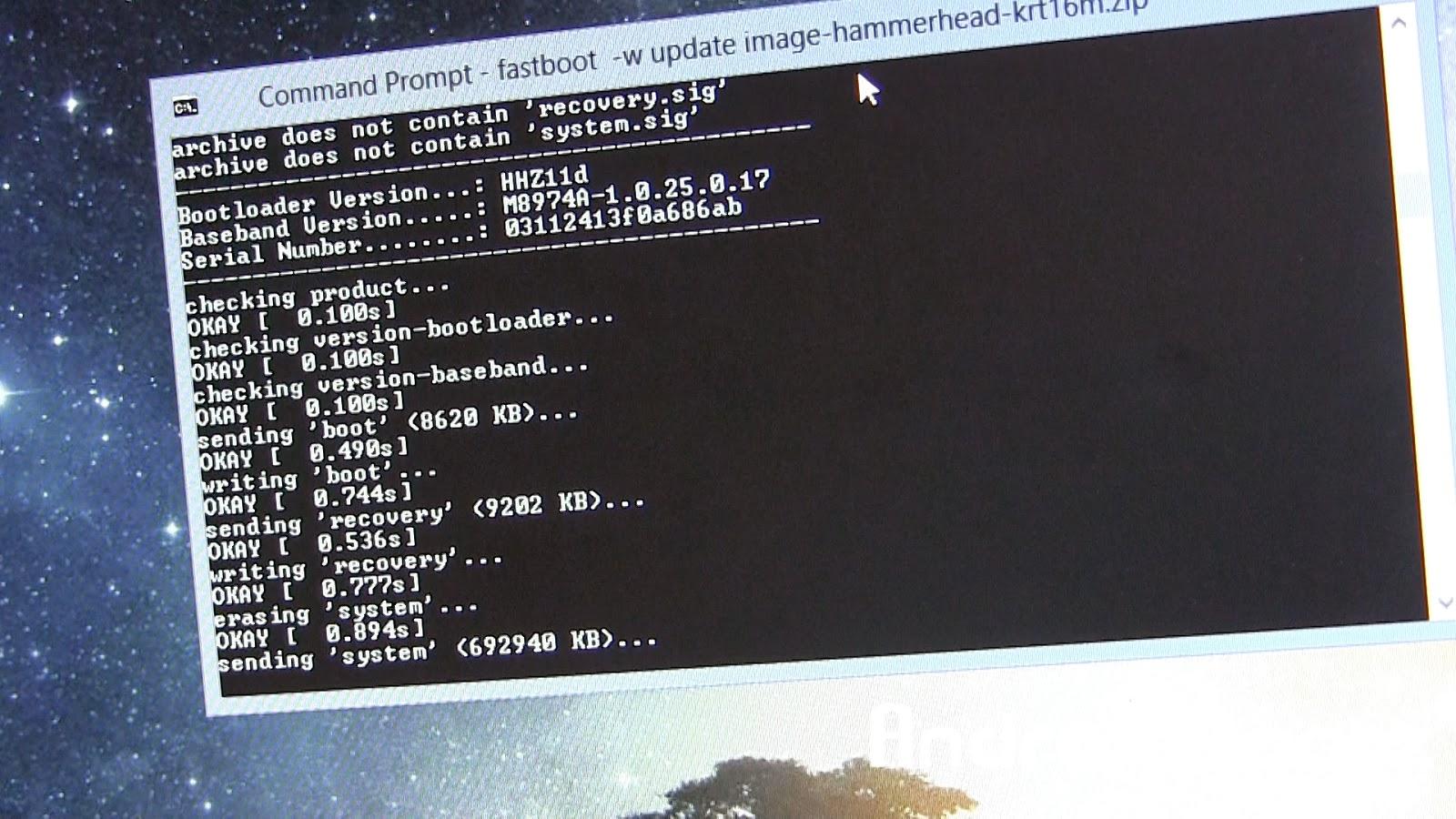 How to Unroot Nexus 5! - Complete Stock [Windows/Mac/Linux/Ubuntu