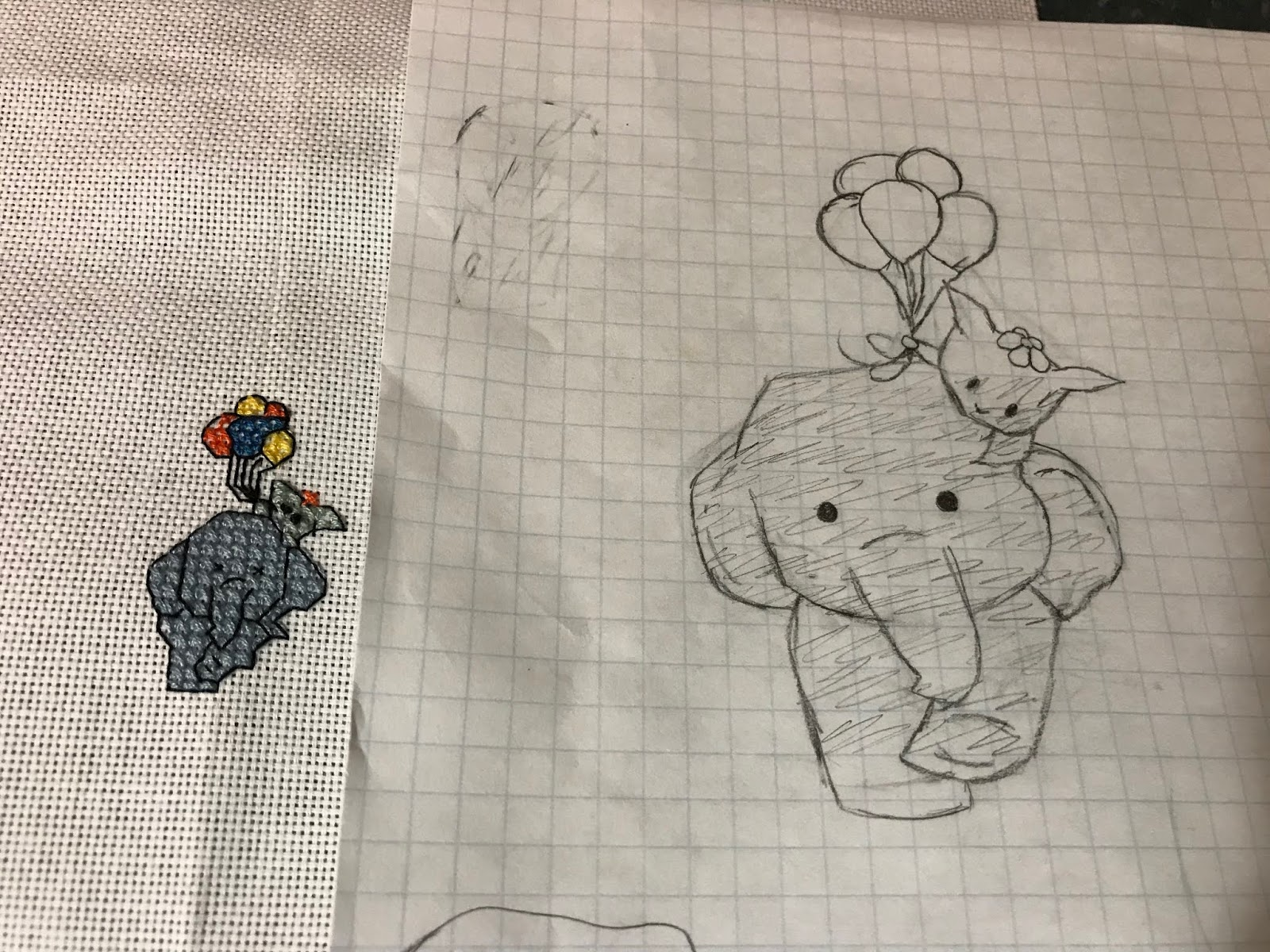 Lace Lovin Librarian Doodle Variation
