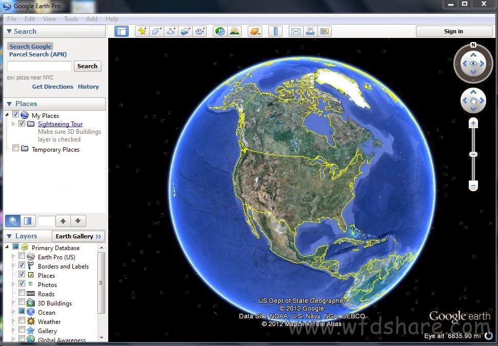 Google Earth Pro crack only work
