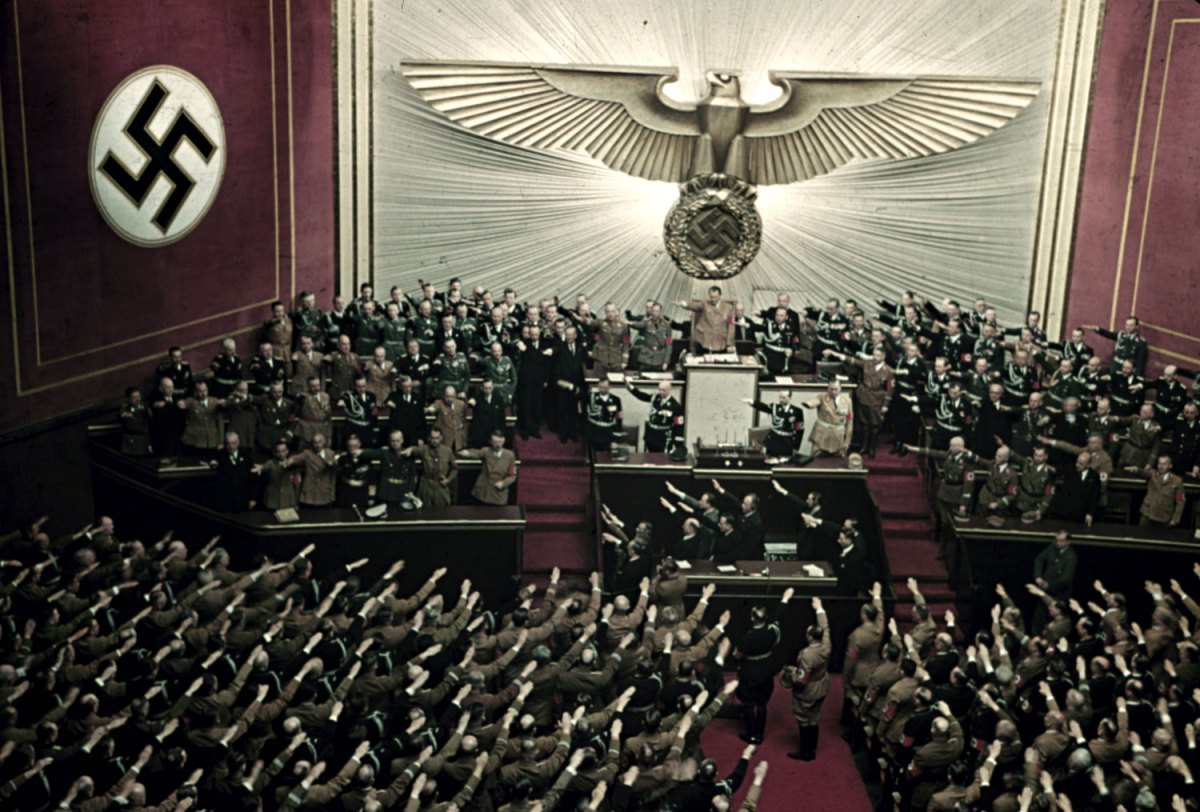 1938 Reich Party Congress The Third Reich S Myth Making