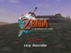 Legend of Zelda The - Dungeon Rush v2r2 Hack rom