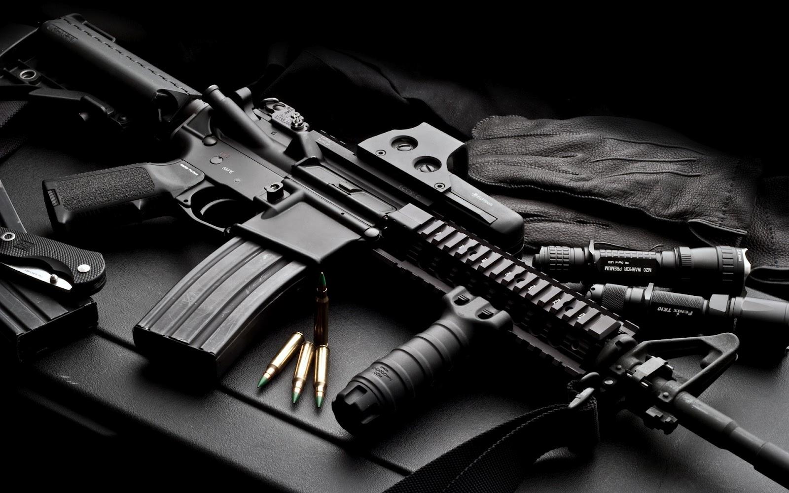 guns background hd - photo #4