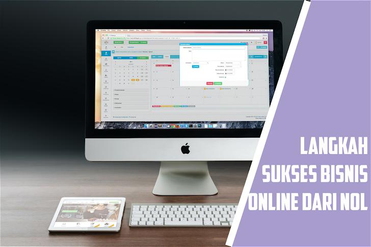 Modal Awal Agar Bisnis Online Sukses dan Menguntungkan Dari Nol