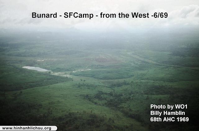 Trại Lực lượng Đặc biệt Bunard (Phước Long)