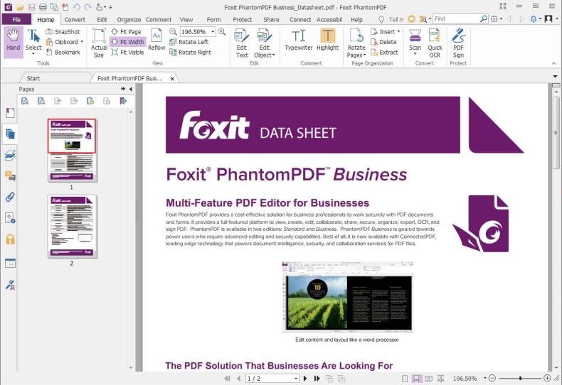 Foxit Phantompdf Business 9 3 0 10826 Patch Est Arrivé