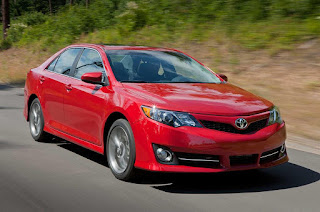 2014 Toyota Camry Top Rated Tucson AZ Mid Size Sedan