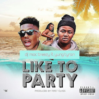 [feature]DJ Mac Breezy - Like 2 Party (Feat. Yung Tyran)
