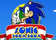 Sonic The Hedgehog Boom Boom