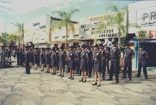 Cerimônia comemora 21 anos da Guarda Civil de Ubatuba