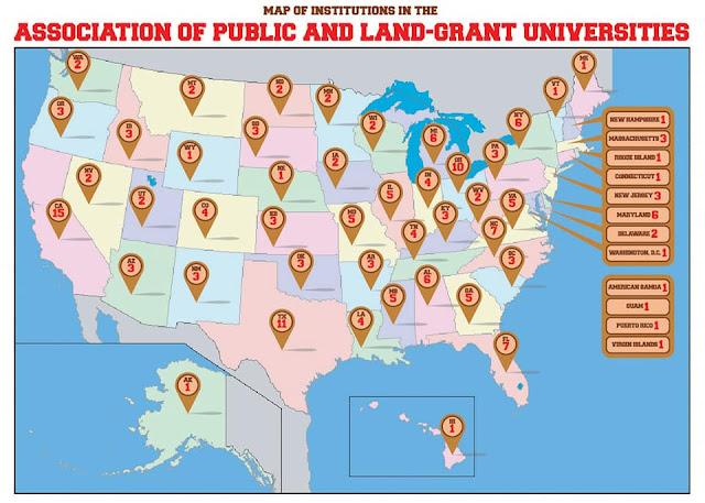 Land Grant Universities