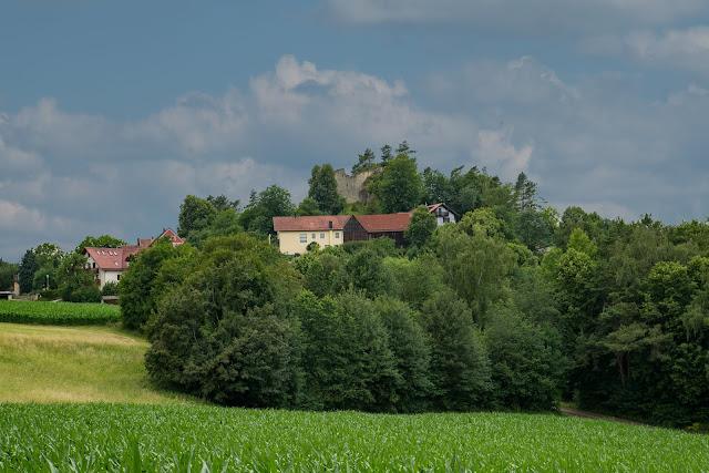 Erzweg Etappe 5 Etzelwang – Lichtenegg  Wandern Amberg-Sulzbacherland 17