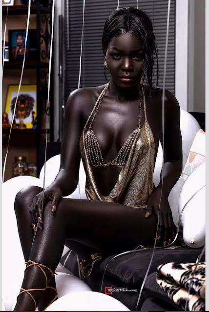 Anna Diop boobs