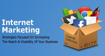 Membuat Strategi Pemasaran Online Internet