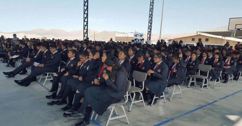 COAR MOQUEGUA: Construcción de Colegio de Alto Rendimiento empezará el 2019, informó el Presidente Martín Vizcarra