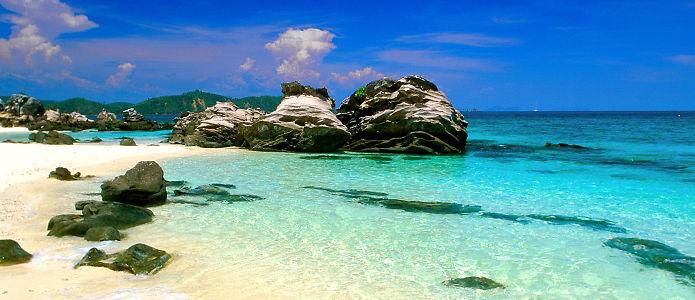 natural beauty - Kata Beach