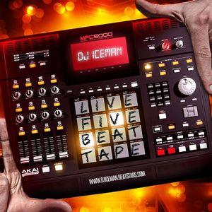 Live 5 Beat Tape