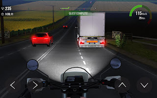 Moto Traffic Race 2 V1.0.1 MOD Apk ( Unlimited Money )