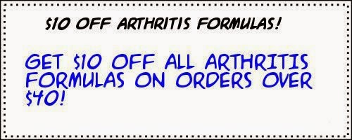 Coupon for Arthritis products