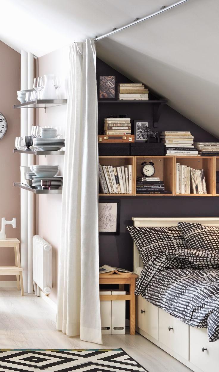 Aménagement Mezzanine Petit Espace influences nature, le blog: aménager un petit espace : des