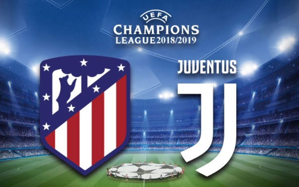 Rojadirecta ATLETICO MADRID JUVENTUS Streaming e Diretta TV, dove vederla.