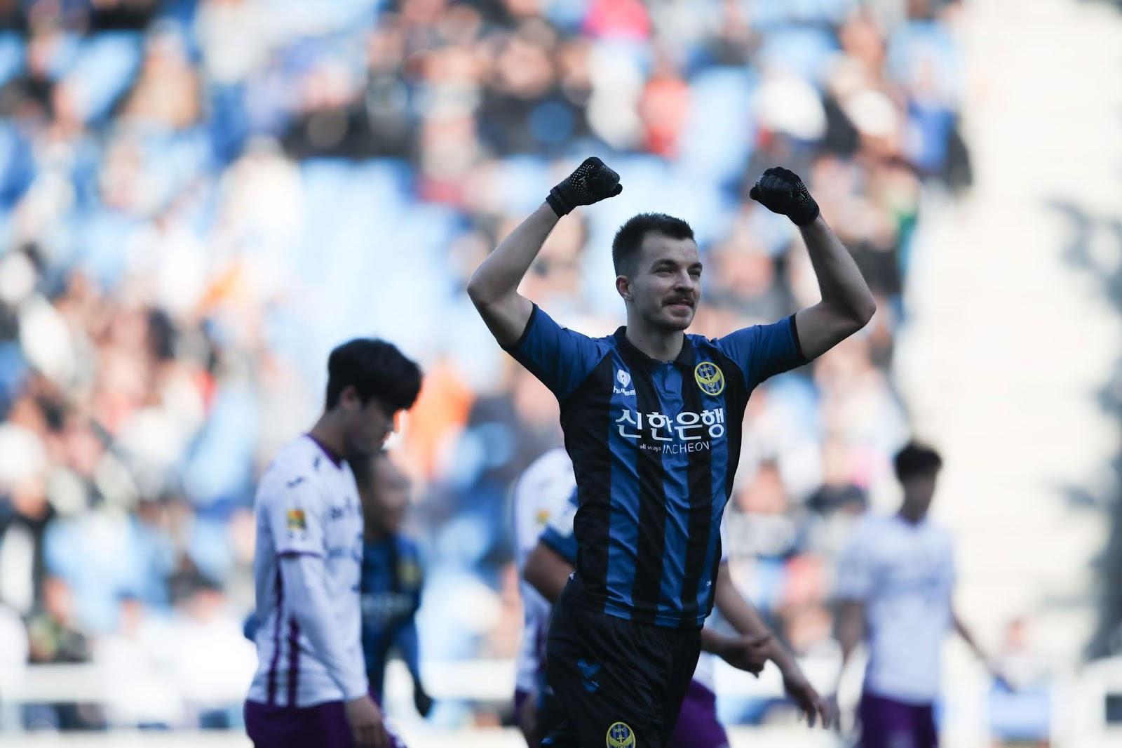2018 Season Review: Incheon United Stefan Mugosa