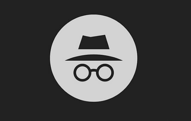 Cara private browsing di google chrome