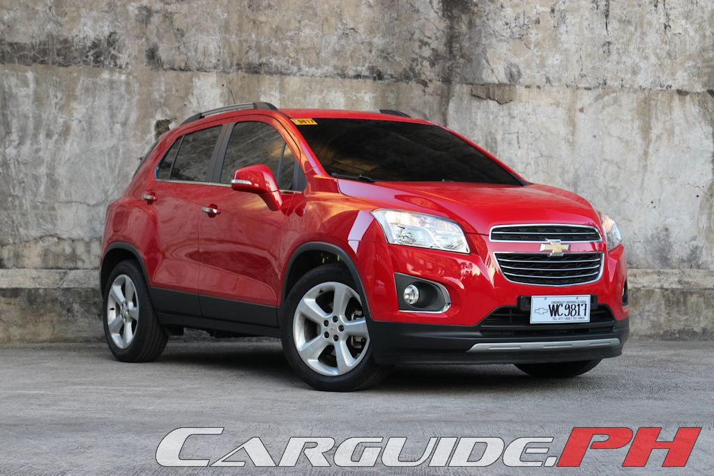 Review: 2016 Chevrolet Trax 1.4 Turbo LT | Philippine Car ...