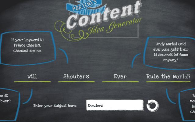 Content-title-generator
