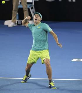 Raonic upset by De Minaur in 2nd round at Brisbane