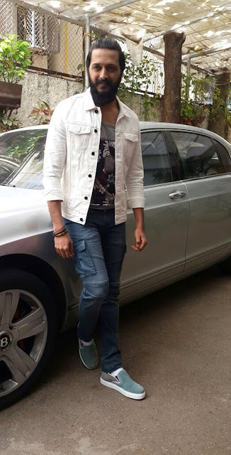 Spotted: Riteish Deshmukh in Alberto Torresi Shoes