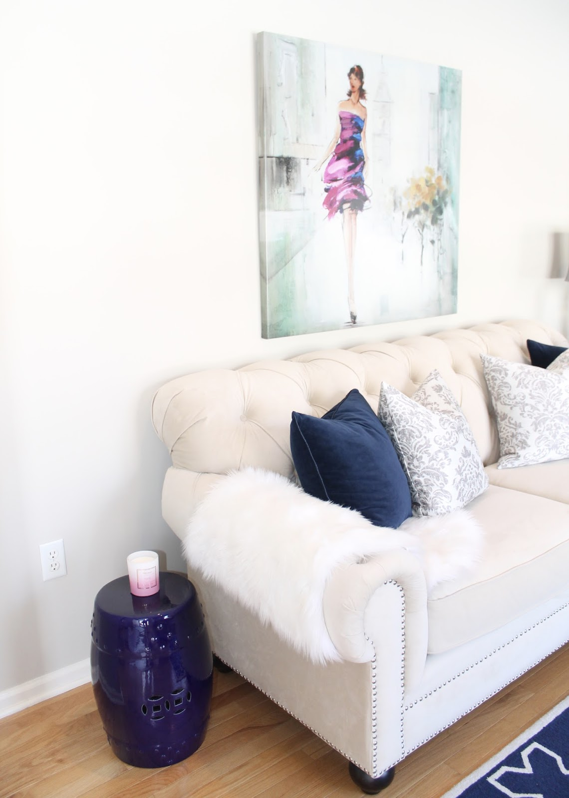 This Is The Sofa That Inspired My Original Post! Unfortunately, Bobu0027s Discount  Furniture No Longer Sells My Beautiful, $550 Couch.