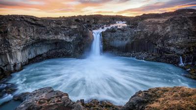 De las 8 regiones de Islandia, la región del norte es la más dura y salvaje