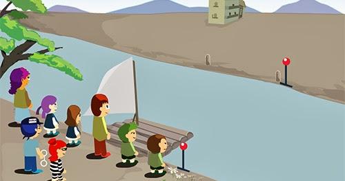 تحميل لعبة عبور النهر