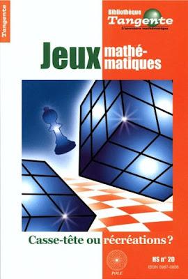 Télécharger Livre Gratuit Jeux mathématiques - Casse-tête ou récréations? pdf