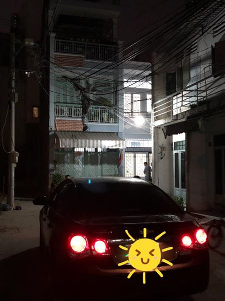 Bán nhà quận Tân Phú hẻm xe hơi đường Gò Dầu giá rẻ