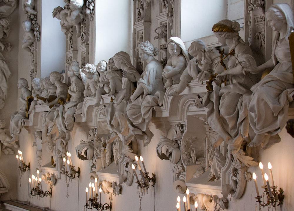 Resultado de imagen de oratorio santa Zita
