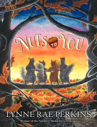 "Kid's Book Group Reads ""Nuts to You"" for March 16, 2016"
